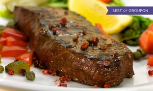 Webster House: $65 for $100 Worth of Upscale American Cuisine at Webster House. Reservation Through Groupon Required.