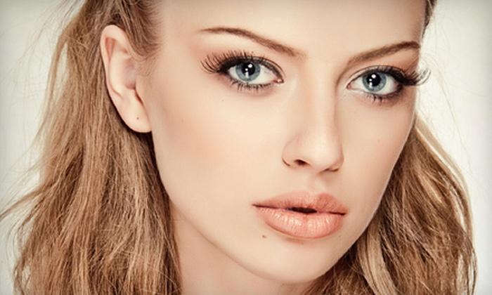 iLash Factory - Inez: Tease or Flirt Eyelash Extensions at iLash Factory (61% Off)