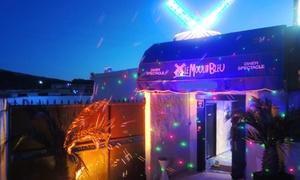 Le Moulin Bleu du Rove: Soirée cabaret avec repas pour 2 ou 4 personnes dès 64,99 € au Moulin Bleu du Rove