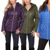 Women's Puffer Coat. Plus Sizes Available.