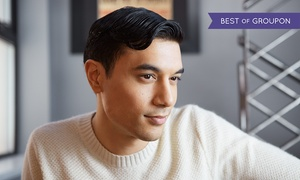Shawn Michael Salon: Men's Haircut with Optional Head Massage or Beard Trim at Shawn Michael Salon (Up to 47% Off)