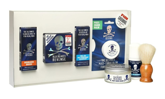 the bluebeards revenge shave kit groupon. Black Bedroom Furniture Sets. Home Design Ideas
