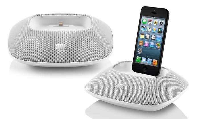 JBL Lightning Speaker Dock: JBL OnBeat Micro Speaker Dock with Lightning Connector. Free Returns.