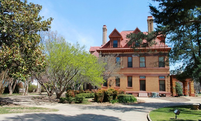 Henry Overholser Mansion - Central Oklahoma City: Henry Overholser Mansion Visit for Two or Four (Up to 50% Off)