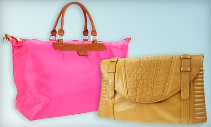 Miss Boss - Oliver: Designer Handbags and Accessories at Miss Boss (Half Off). Two Options Available.