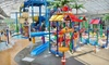 Big Splash Adventure/Valley of the Springs Resort (PARENT ACCOUNT) - French Lick, IN: One- or Two-Night Stay with Water-Park and Museum Admission and Dining Credit at Big Splash Adventure in French Lick, IN