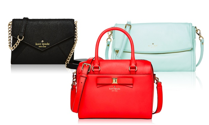 Kate Spade Crossbody Purses: Kate Spade Crossbody Purses | Brought to You by ideel