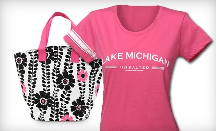 $20 Groupon to Y-Knot Embroidery - Y-Knot Embroidery in Muskegon