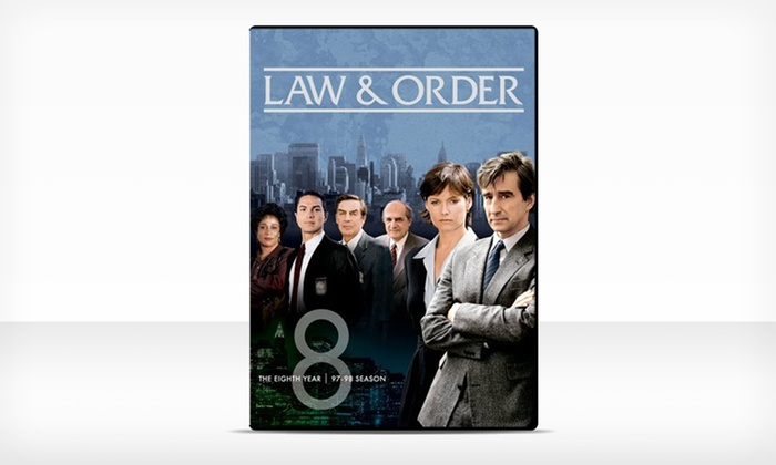 Law & Order: Season 8 on DVD: $10.99 for Law & Order: Season 8 on DVD ($59.98 List Price). Free Returns.