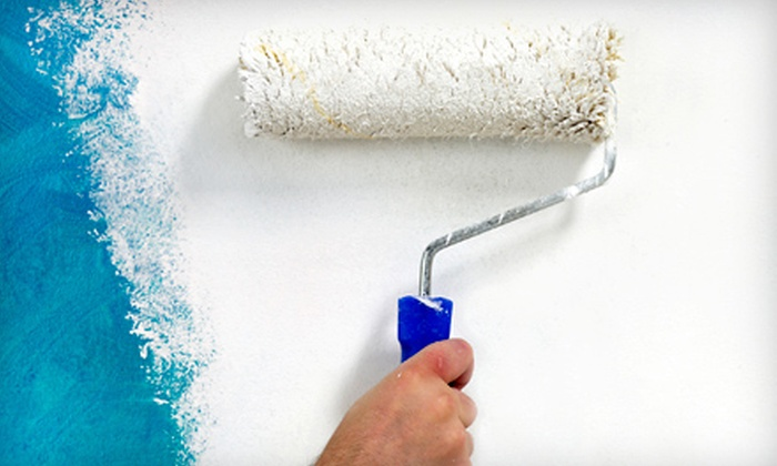 Texas Painting Company - South River City: Painting in One Room, Exterior Power Wash, or $500 for $1,000 Toward Exterior House Painting from Texas Painting Company