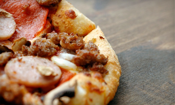 So Italian - Brownsburg: Pizza and Drinks for Two or Four at So Italian (Up to 54% Off)