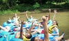 RiverGirl Fishing Co - Elk: Three- to Four-Hour River-Tubing Excursion for Up to 4 or 15 from RiverGirl Fishing Company (Up to 54% Off)
