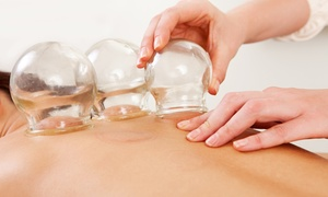 Advanced Chiro Care: One or Three Cupping Sessions with Consultation at Advanced Chiro Care (Up to 89% Off)