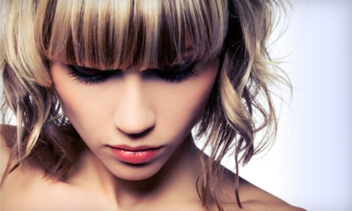 Bela Hair Studio - Portland: Haircut and Style with Optional Single-Process Color or Partial or Full Highlights at Bela Hair Studio (Up to 34% Off)