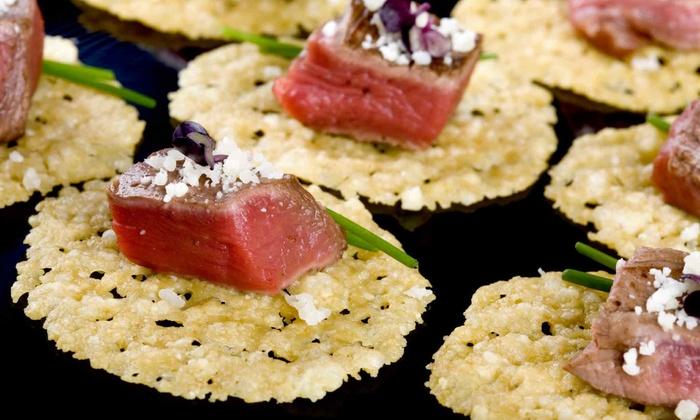 Z Bar Restaurant & Sky-Lounge - Clinton: Gourmet Tapas Meal for Two or Four at Z Bar Restaurant & Sky-Lounge(Up to 59% Off)