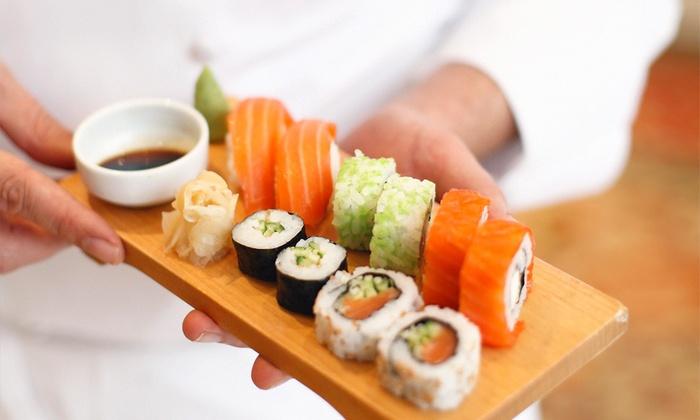 Sushis et makis à Montparnasse - R Sushi Montparnasse, 14ème | Groupon