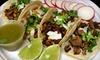 Half Off Mexican Food at El Refugio Azteca