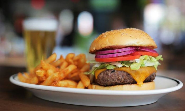 BlackFinn American Grille - Midtown: $16 for $30 Worth of American Food at BlackFinn American Grille