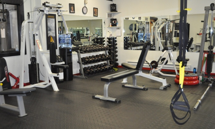Full Spectrum Fitness - Historic West Loveland: Five Personal Training Sessions at Full Spectrum Fitness (65% Off)