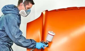 Nuova Carrozzeria Del Centro: Servizio di riparazione e verniciatura auto per graffi o ammaccature (sconto fino a 76%)