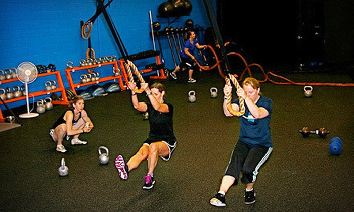 Art of Strength - West Bloomington: 5 or 10 Kettlebell and Ropes Classes at Art of Strength (Up to 78% Off)