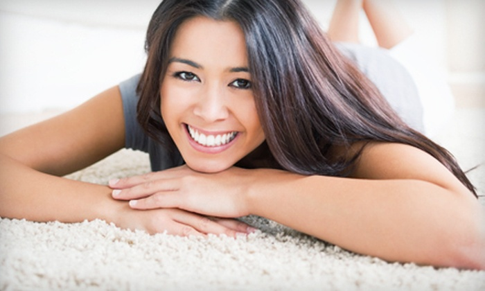 Advance Carpet Cleaning of Tulsa - Country Hollow: Three or Four Rooms of Carpet Cleaning from Advance Carpet Cleaning of Tulsa (72% Off)