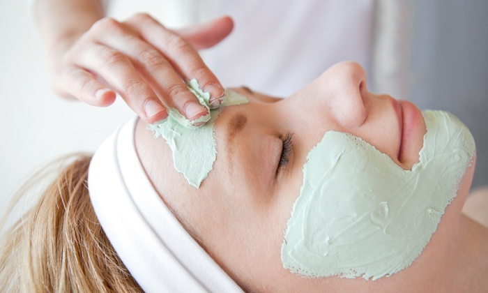 Bliss Spa & Nails - Southwest Pensacola: One, Two, or Three 60-Minute Organic Deep Pore Cleansing or Anti-Aging Facials at Bliss Spa & Nails (51% Off)