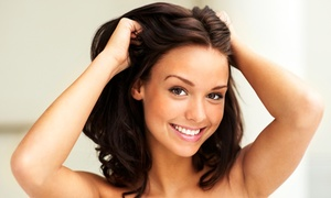 New Image Salon: Two Eyebrow Threading Sessions at New Image Hair Salon (50% Off)