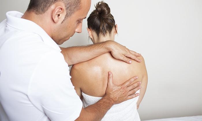 Centro Quiropráctico Wellness - CENTRO QUIROPRACTICO WELLNESS: Trat. quiropráctico con examen postural, evaluación, informe, charla informativa y 1 o 2 ajustes desde 19 € junto a Goya