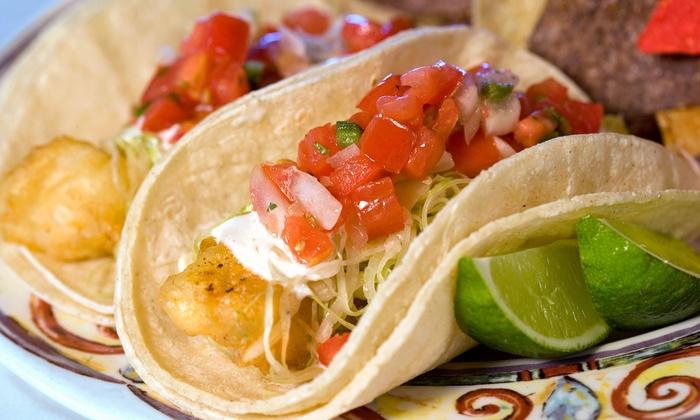 Best Fish Taco In Ensenada - Los Feliz: Fish and Shrimp Tacos at Best Fish Taco In Ensenada (Up to 45%Off). Three Options Available.