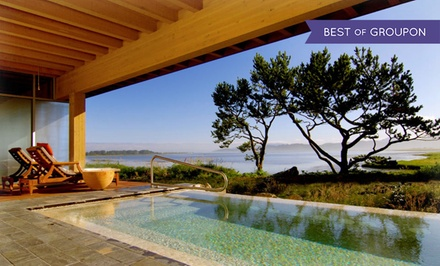 Stay at Salishan Spa and Golf Resort in Gleneden Beach, OR. Dates Available into May.