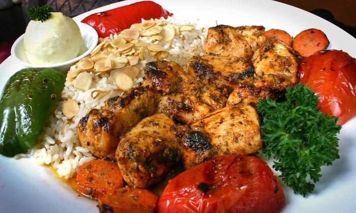 La Marsa - Ann Arbor: Mediterranean Cuisine for Lunch or Dinner at La Marsa (Up to 47% Off)