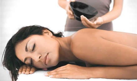 Integrative Massage, Hot-Oil Scalp Massage, and Infrared Sauna Session at Serenity Wellness ($131 Value)