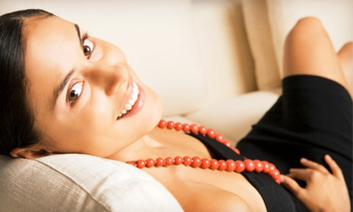 Shine Sunless Tanning - Multiple Locations: $20 for Two VersaSpa Spray Tans at Shine Sunless Tanning ($64 Value)