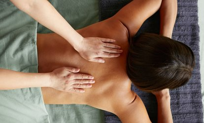 image for One 60-Minute Therapeutic or <strong>Full-Body Massage</strong> at The Look Beauty Care (Up to 55% Off)