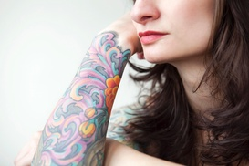 Ink Junkies: One Hour of Tattooing at Ink Junkies (45% Off)