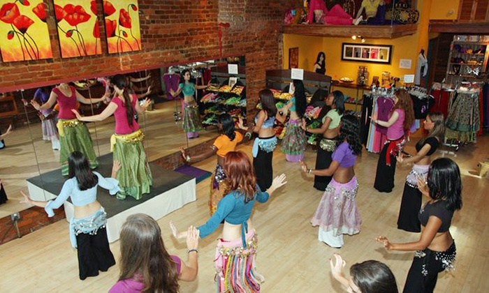 Nazeem Allayl Belly Dance Studio - Multiple Locations: One or Two Five-Week Courses at Nazeem Allayl Belly Dance Studio (Up to 59% Off)