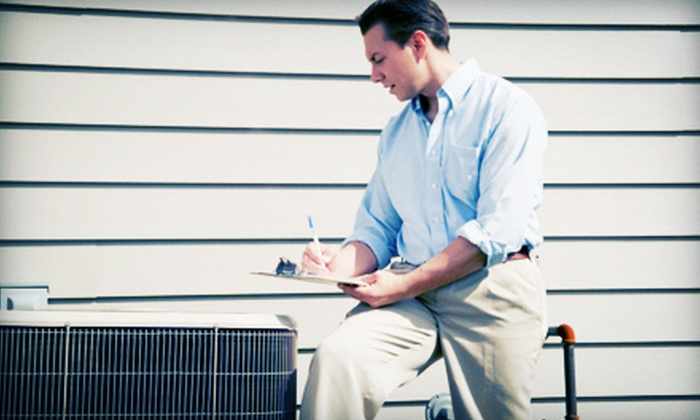 Harris Air Services - Dallas: AC Tune-Up and Inspection or Repair from Harris Air Services (Up to 79% Off)