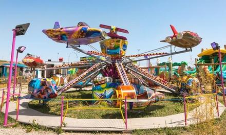 13 ou 20 tickets pour les manèges dès 11,90 € au Fiesta Parc