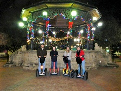 SegCity - San Antonio: Holiday Lights, Wild Bunch, or Haunted Legends Tour for 1, 2, or 4 from SegCity San Antonio (Up to 51% Off)