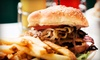 Basecamp1 - Corryville: $9 for Burgers and Fries for Two at Basecamp1 Burgers & Fries (Up to $18 Value)