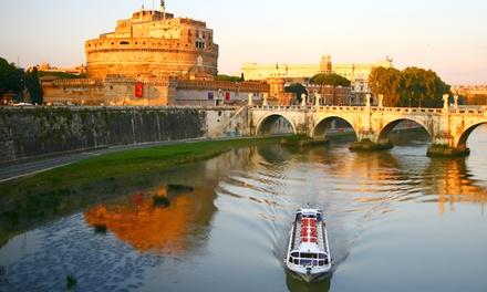 Crociera sul Tevere e Ostia antica con guida per una persona da Sotterranei di Roma (sconto 42%)