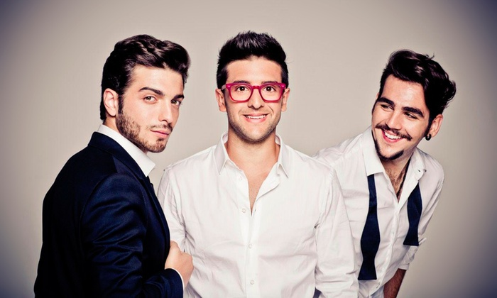 II Volo - Saenger Theatre New Orleans: Il Volo on March 14, at 7:30 p.m.