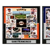 "9""x12"" MLB Photo-Collage Plaques"