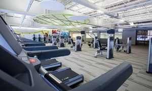 Hamilton Lakes Athletic Club: Gym Membership at Hamilton Lakes Athletic Club (Up to 85% Off). Two Options Available.