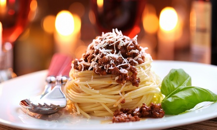 Italian Cuisine and Drinks for Dinner at La Prima Donna (36% Off). Two Options Available.
