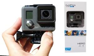 GoPro Hero Action Cameras (Hero, 3+ & 4 Silver or Black Edition): GoPro Hero Action Cameras (Hero, 3+ & 4 Silver or Black Edition)