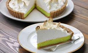 Key Lime World Cafe: Up to 45% Off Key Lime Pie & Specialty Drinks at Key Lime World Cafe
