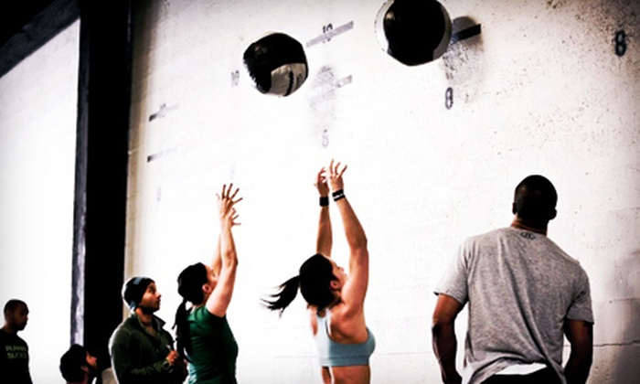 CrossFit FightWorx - Berkeley Heights: One or Two Months of Unlimited Classes at CrossFit FightWorx (Up to 84% Off)