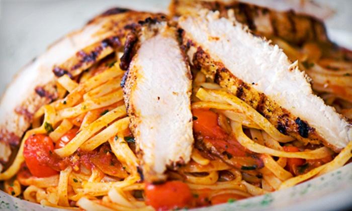 Italian Kitchen - Mechanicsville: Italian Cuisine at Italian Kitchen (Half Off). Two Options Available.